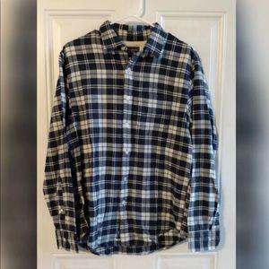 Abercrombie Flannel Shirt